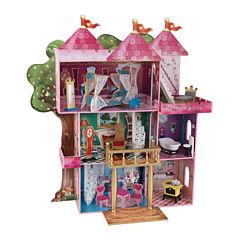 KidKraft® Storybook Mansion Dollhouse with Furniture