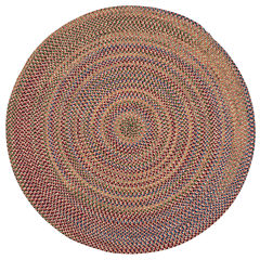 Colonial MillsR Andreanna Reversible Braided Round Rug