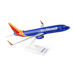 Daron Sky Marks Southwest Airlines 737-800 1/130 Scale New Livery Heart Model Kit