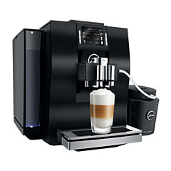 JURA® Z6 Aluminum Black Coffee Machine