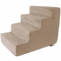 Petmaker High Density Foam Pet Stairs 4 Steps