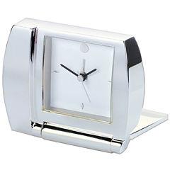 Natico Folding Alarm Clock