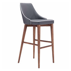 Zuo Modern Moor Bar Stool