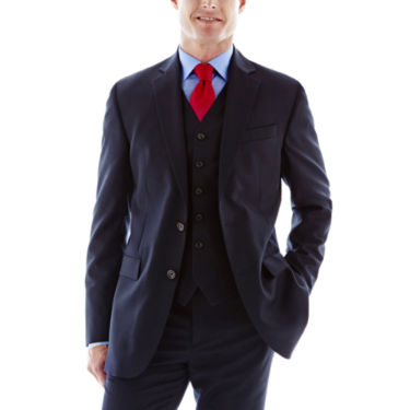 Stafford Executive Navy Mens Jacket Only 66 29