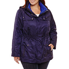 Details Midweight Softshell Jacket-Plus