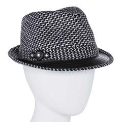 Colombino Headwear Inc Zig Zag Fedora