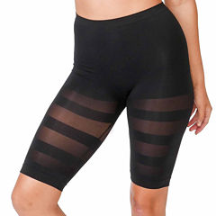 Jewel Toned Light Control Thigh Slimmers - 7365
