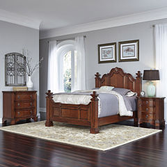 Rothwell Bed Nightstand And Chest