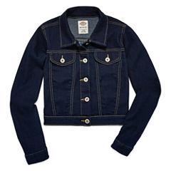 Dickies Girls Denim Jacket Girl's 7-16