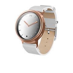 Misfit Phase Unisex White Smart Watch-Mis5003