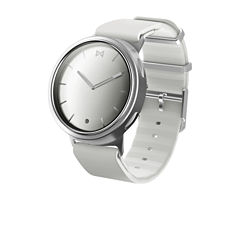 Misfit Phase Unisex White Smart Watch-Mis5004
