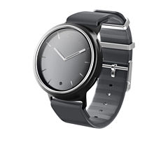 Misfit Phase Unisex Gray Smart Watch-Mis5011