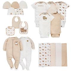Gerber® 19 Piece Baby Neutral Bear Layette Gift Set