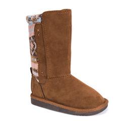 MUK LUKS® Stacy Girls Boots - Little Kids