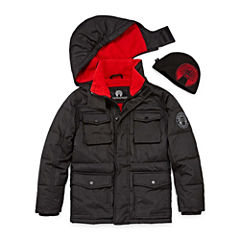 Weatherproof Heavyweight Puffer Jacket - Boys-Big Kid