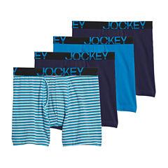 Jockey Active Stretch 4-pc. Midways