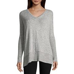 Arizona Soft Oversized Tunic T-Shirt-Juniors