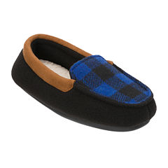 Dearfoam Moccasin Slippers - Boys