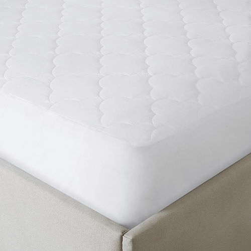 All-Natural Cotton-Filled Mattress Pad