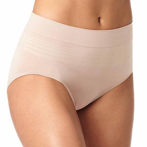 Warners No Pinching No Problems Microfiber Brief Panty