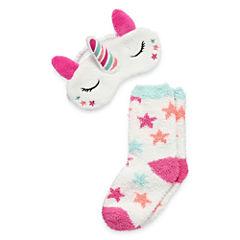 Total Girl Crew Socks