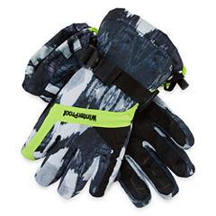 WinterProof Boys Cold Weather Gloves - Big Kid