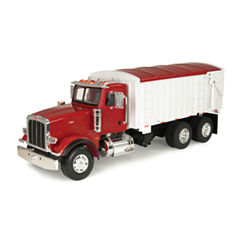 TOMY - 1:16 Scale Big Farm Peterbilt with Grain Box Diecast Vehicle