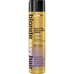 Blonde Sexy Hair® Sulfate-Free Bright Blonde Violet Shampoo - 10.1 oz.