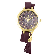 Decree Womens Strap Watch-Pt2659gdpp