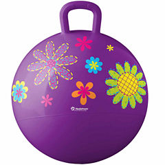 18 In Hopper Flowers Playground Balls