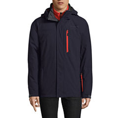 Free Country Mens 3 In 1 Systems Jacket Heavyweight Parka