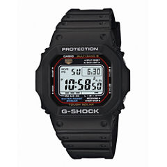 Casio® G-Shock Tough Solar Mens Atomic Timekeeping Chronograph Watch GWM5610-1CR