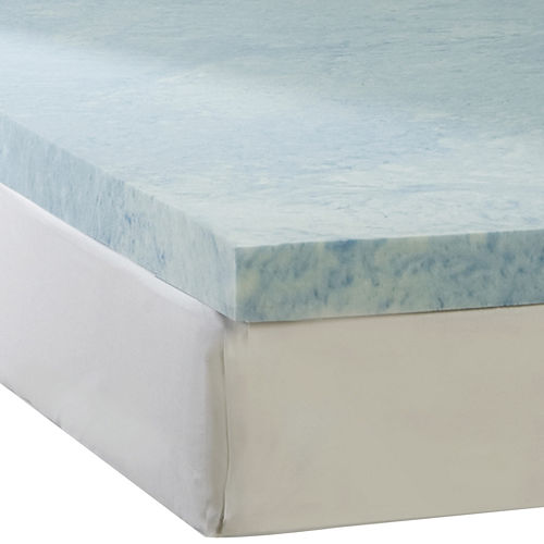 Comforpedic from Beautyrest® 3 Gel Memory Foam Topper