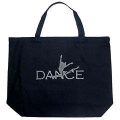 Los Angeles Pop Art Dancer Tote