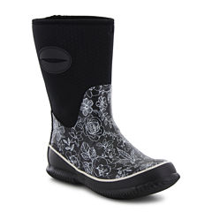 Western Chief Sketch Floral Womens Waterproof Rain Boots