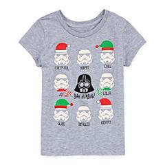 Star Wars Graphic T-Shirt-Big Kid Girls