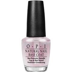 OPI Natural Nail Base Coat - .5 oz.