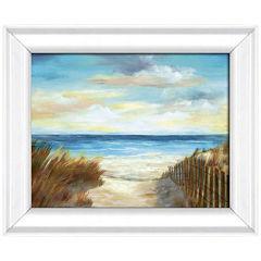 Ocean Breeze Framed Wall Art