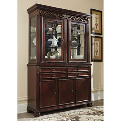Signature Design by Ashley® Leahlyn Buffet and Hutch