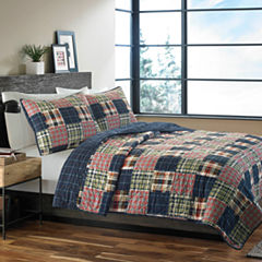 Eddie Bauer® Madrona 3-pc. Quilt Set