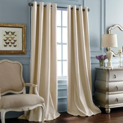 royal velvet supreme grommettop blackout curtain panel