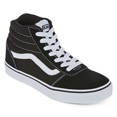 Vans Ward Hi Boys Skate Shoes - Big Kids