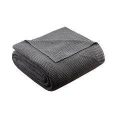 INK+IVY Bree Knit Blanket