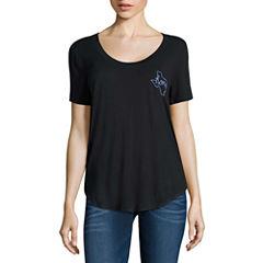 Texas Graphic T-Shirt- Juniors