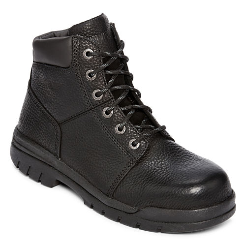 Wolverine® Marquette Mens 6 Steel-Toe Work Boots