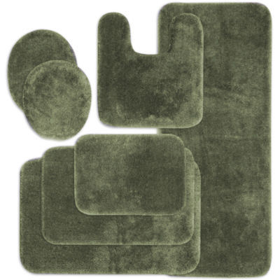 Contour Bathroom Rugs Home Decor