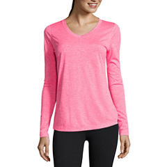 Xersion™ Long-Sleeve Performance Tee