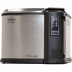 Masterbuilt Butterball XXL Stainless Steel Digital Electric Turkey Fryer