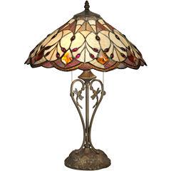 Dale Tiffany™ Patrice Jeweld Tiffany Table Lamp