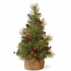 National Tree Co. Everyday Collection Burlap Christmas Tree